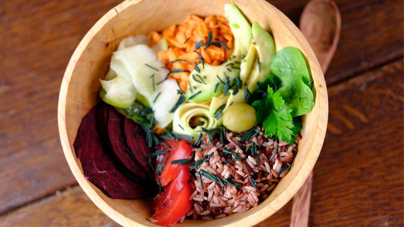 Recette bouddha bowl spiruline brindille