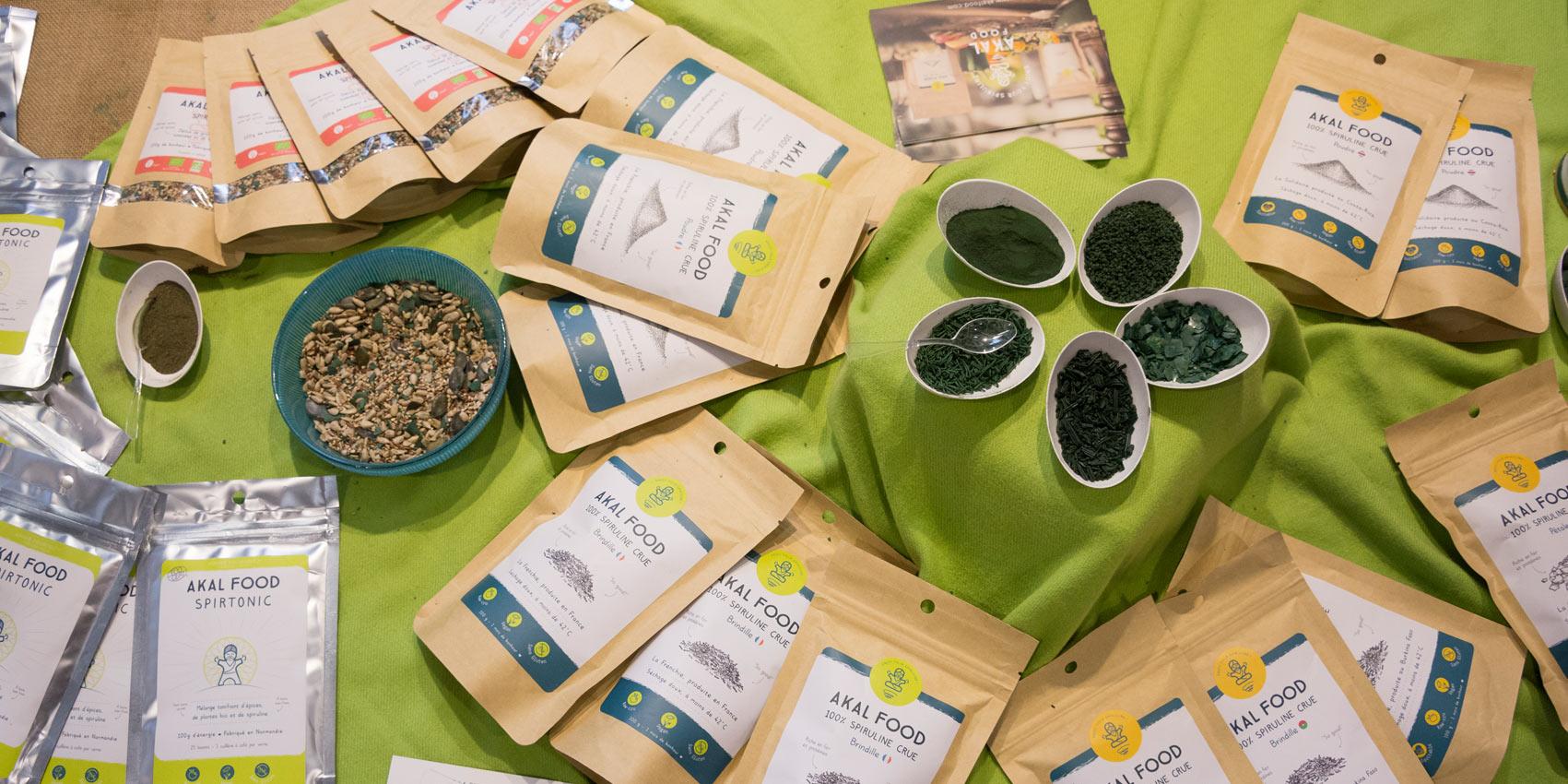 Création de la marque Akal Food