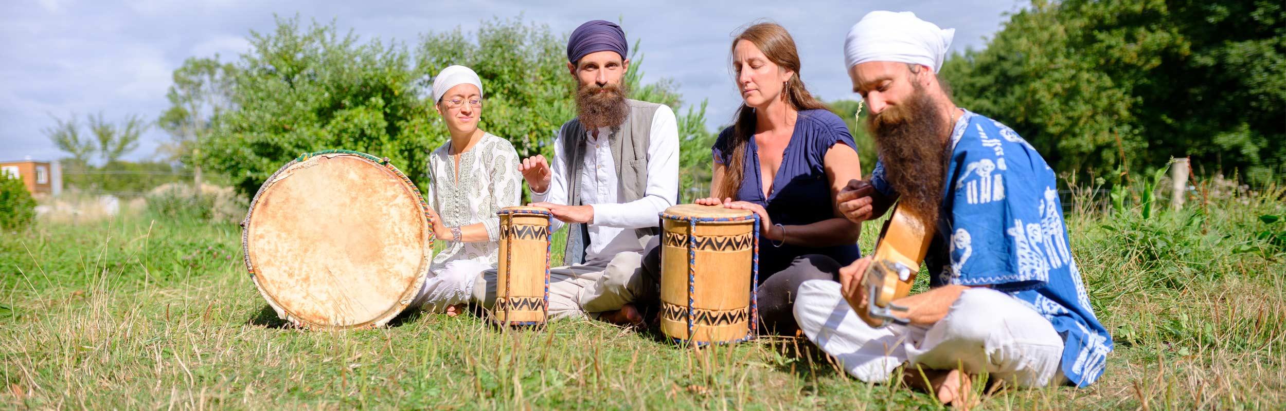 Groupe de musique traditionnelle