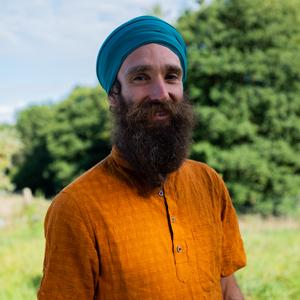 Portrait de Laurent Lecesve, fondateur d'Akal Food