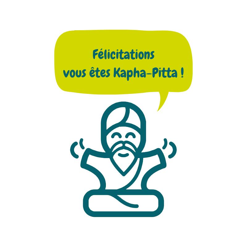 Yogi questionnaire ayurvéda Pitta kapha