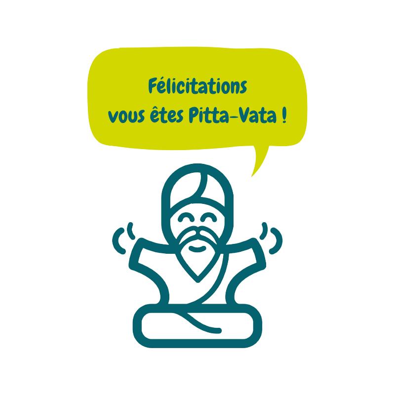 Yogi questionnaire ayurvéda Pitta Vata