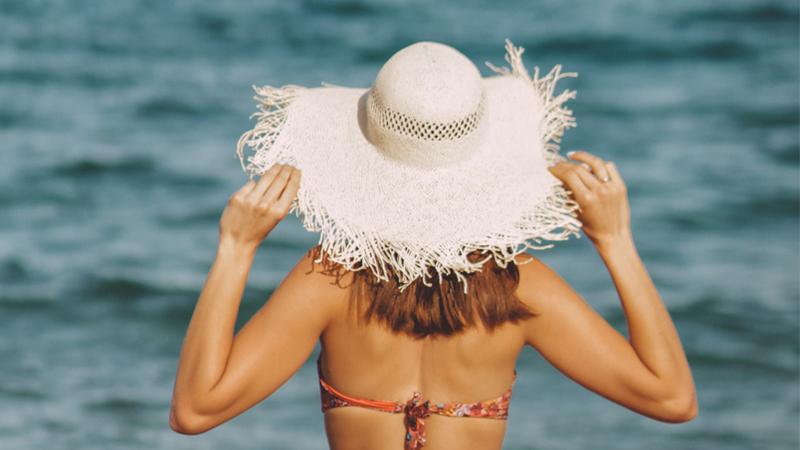 Spiruline bronzage et protection face au soleil