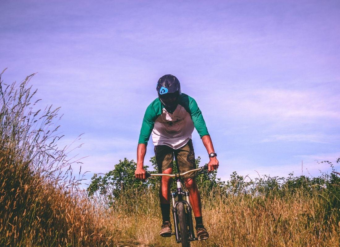 Performance d'un cycliste grâce à la spiruline